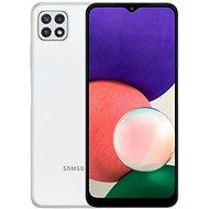 Samsung Galaxy A22 5G 128GB Weiß - Handy