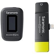 Saramonic Blink 500 PRO B3 (TX + RX Di) Mikrofonsystem - Kabelloses System