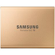 Samsung SSD T5 1TB Gold - Externe Festplatte