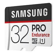 Samsung MicroSDHC 32 GB PRO Endurance UHS-I U1 + SD Adapter - Speicherkarte