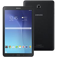 Samsung Galaxy Tab E 9.6 WiFi Schwarz (SM-T560) - Tablet