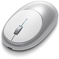 Satechi M1 Bluetooth Wireless Mouse - Silver - Maus
