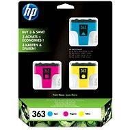 Photo Pack HP CB333EE Nr. 363 - Tintenpatrone