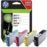 HP N9J73AE Nr.364 Multipack - Tintenpatrone