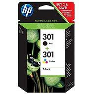 HP N9J72AE Nr. 301 Multipack - Druckerpatrone