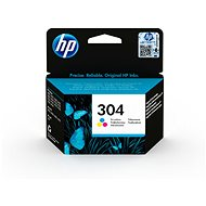 HP N9K05AE Nr. 304 Tri-Color - Tintenpatrone