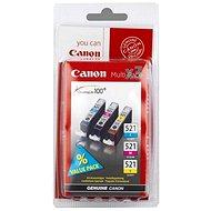 Canon CLI-521 Multipack - Tintenpatrone