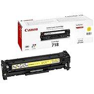 Canon CRG-718Y gelb - Toner