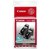 Canon PGI-525BK Twin Pack, Schwarz - Tintenpatrone