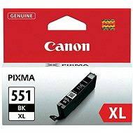 Canon CLI-551BK Schwarz XL - Tintenpatrone