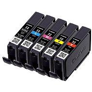 Canon PGI-72 MBK / C / M / Y / R Multipack - Tintenpatrone