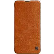 Nillkin Qin Book für Samsung Galaxy A70 Braun