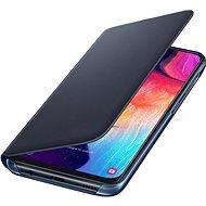 Samsung Flip Case für Galaxy A50 schwarz - Handyhülle