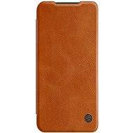 Nillkin Qin für Xiaomi Mi 10 Lite Brown - Handyhülle