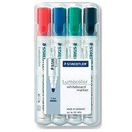 STAEDTLER Lumocolor 351 2mm - Set 4 Farben - Marker