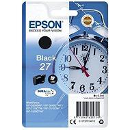Epson C13T27014010 schwarz 27 - Tintenpatrone