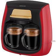 SENCOR SCE 2101RD Kaffeemaschine - Filter-Kaffeemaschine