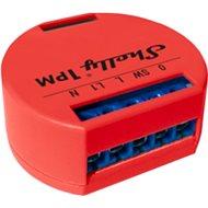 Shelly 1PM, Schaltmodul mit Verbrauchsmessung 1x16A, WiFi - WLAN Schalter