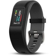 Garmin vívoSport Optic Schwarz/Slate S/M - Fitness-Armband