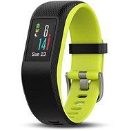 Garmin vívoSport Optic Schwarz/Grün L - Fitness-Armband