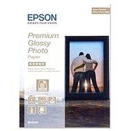 Epson Premium Glossy Photo 13x18cm 30 Blatt - Fotopapier