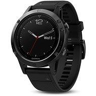 Garmin Fenix 5 Black Sapphire - Smartwatch
