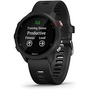 Garmin Forerunner 245 Music Black - Smartwatch