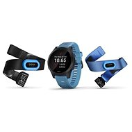 Garmin Forerunner 945 Optic TRI Bundle - Smartwatch