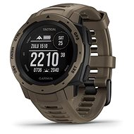 Garmin Instinct Tactical Coyote Tan - Smartwatch