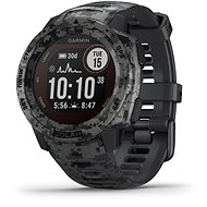 Instinct Solar, Graphite Camo - Smartwatch
