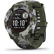 Instinct Solar, Lichen Camo - Smartwatch