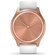 Garmin vívomove 3 Style, Rose Gold White - Smartwatch