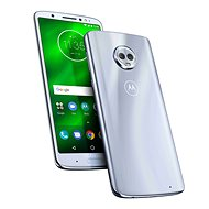 Motorola Moto G6 Plus Single SIM Hellblau - Handy