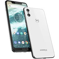 Motorola One Dual SIM Weiß - Handy