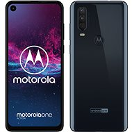 Motorola Moto One Action Blau - Handy