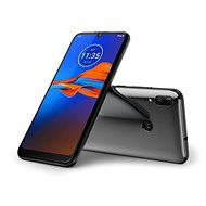Motorola Moto E6 Plus grau - Handy