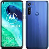 Motorola Moto G8 64 GB Dual-SIM Blau - Handy