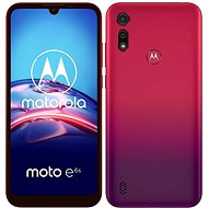 Motorola Moto E6s Plus 64 GB Dual-SIM rot - Handy