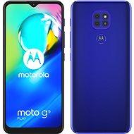 Motorola Moto G9 Play Sie 64 GB - blau - Handy