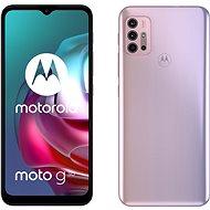 Motorola Moto G30 lilafarbener Farbverlauf - Handy