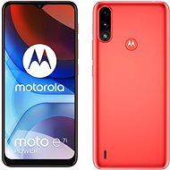 Motorola Moto E7i Power rot - Handy