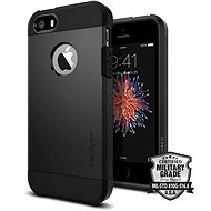 SPIGEN Tough Armor Black iPhone SE/5s/5 - Schutzhülle