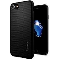 Spigen Liquid Black für iPhone 7 / 8 - Schutzhülle