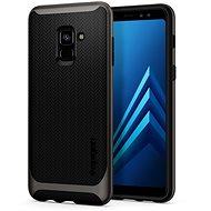 Spigen Neo Hybrid Gunmetal Samsung Galaxy A8 (2018) - Schutzhülle