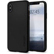 Spigen Thin Fit 360 Black iPhone XS/X