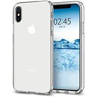 Spigen Liquid Crystal Clear iPhone XS/X - Handyhülle