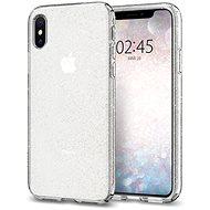 Spigen Liquid Crystal Glitter Crystal iPhone XS/X - Handyhülle
