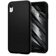 Spigen Liquid Air Black iPhone XR - Handyhülle