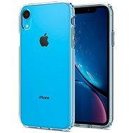 Spigen Crystal Hybrid Clear iPhone XS Max - Silikon-Schutzhülle