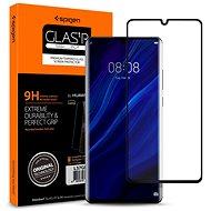 Spigen Glas.tR Curved Black Huawei P30 Pro - Schutzglas